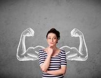 Cum să fii puternică din punct de vedere psihic. 4 trucuri