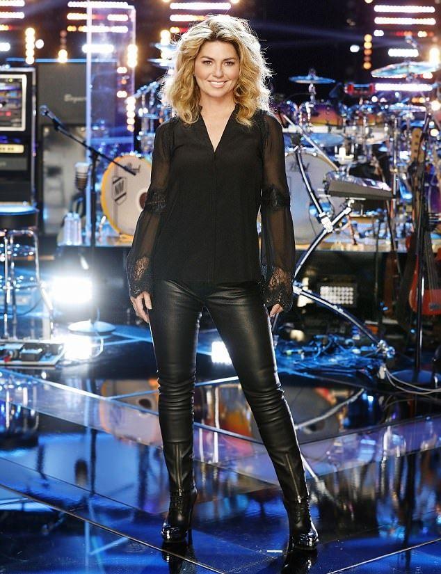 Shania Twain revine în muzică: Cum arată acum vedeta de 51 de ani