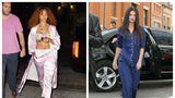 O nouă modă. 20 de vedete care au purtat pijamale pe stradă