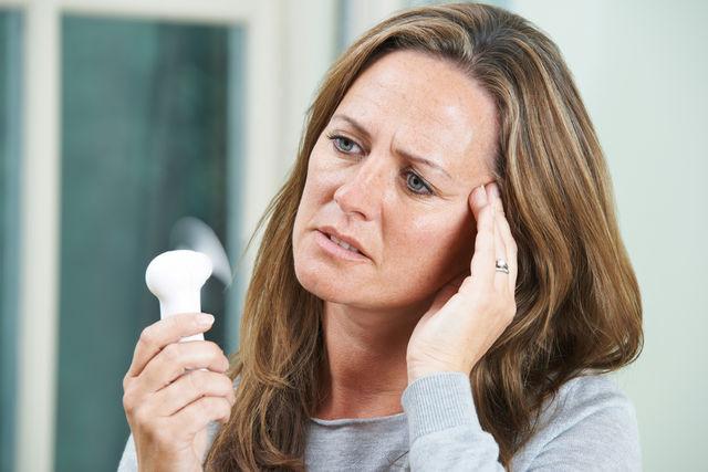 Simptome ale menopauzei