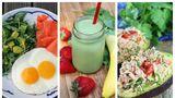 5 idei pentru un mic dejun rapid şi bogat în proteine