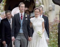 Pippa Middleton s-a căsătorit cu James Matthews: Cele mai frumoase imagini de la nunta anului în Regatul Unit