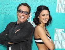 Fata lui Van Damme, un amestec de contradicţii: Chip angelic şi pumni de fier
