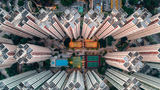 Viaţa în Hong Kong, acolo unde metrul pătrat e aur curat - FOTO