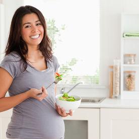 Femeie însărcinată