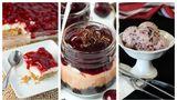 Deserturi cu cireşe. Cele mai simple 15 combinaţii care te inspiră