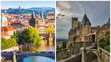 Cele mai frumoase 10 orașe medievale din lume