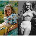 Cele mai frumoase 20 de fotografii cu Marilyn Monroe de la începutul carierei. Aşa cum nu ai mai văzut-o!