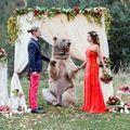 Cele mai trăsnite nunți! 25 de imagini incredibile