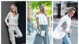 Ce să porţi ca să ai un look minimalist, dar sofisticat? 20 de outfituri pentru vară