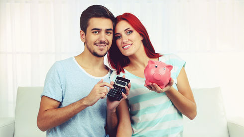 Cuplu cu bani