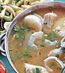 Supa de miel cu tarhon din Sarpilis - Sarpilisi tarkonyos baranyleves<br> Regiunea Sud - Vestul Ungariei