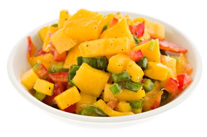 Recipe For Pineapple Mango Salsa