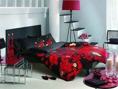 6 aranjamente romantice pentru dormitorul t u de ziua for Harley quinn bedroom ideas