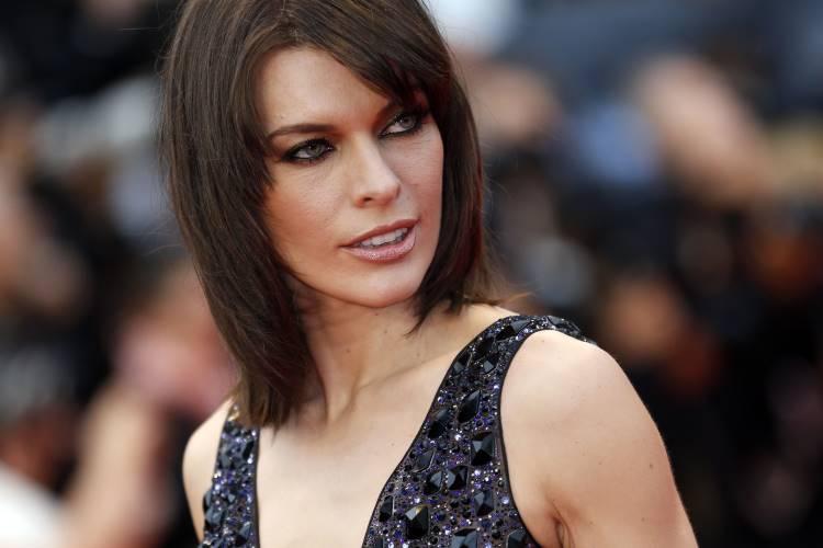 Milla Jovovich este însarcinata cu cel de-al doilea copil