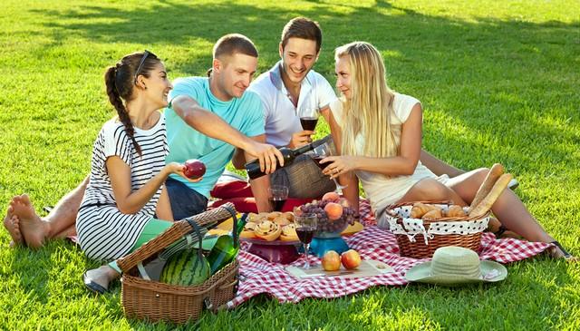 7 combinatii sanatoase si rapide pentru un picnic reusit