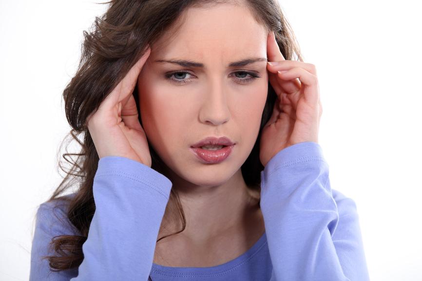 Sanatate. Cum sa scapi de durerea de cap în doua minute. Un truc simplu!