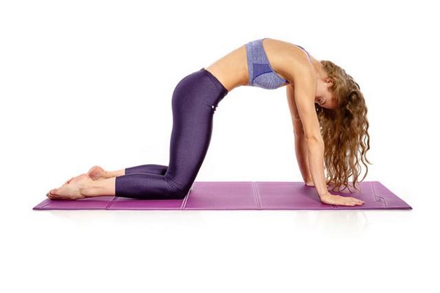 Sport. Alunga durerea de spate cu trei exercitii simple si rapide