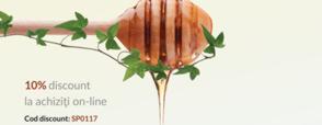 Gama de siropuri Meltus disponibila acum și online