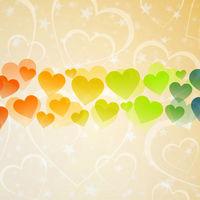 Felicitare Love - 1196