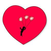 Felicitare Love - 1144
