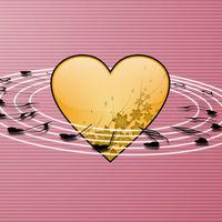 Felicitare Love - 1147