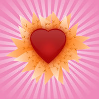 Felicitare Love - 1193