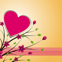 Felicitare Love - 1143