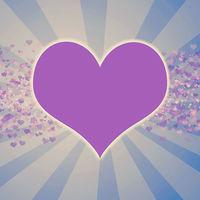 Felicitare Love - 1108
