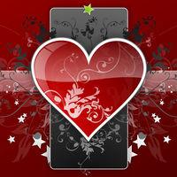 Felicitare Love - 1189