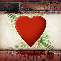 Felicitare Sf. Valentin - 1550