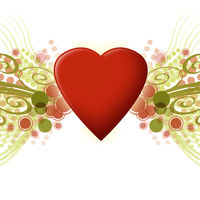 Felicitare Sf. Valentin - 1611