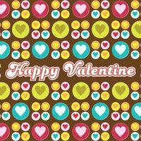 Felicitare Sf. Valentin - 1562