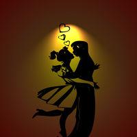Felicitare Sf. Valentin - 1568