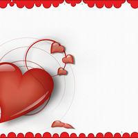 Felicitare Sf. Valentin - 1622
