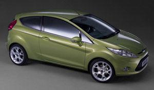 Ford a prezentat noul model Fiesta