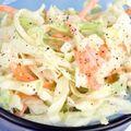 Salată de varză albă cu sos
