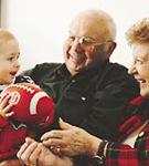 Importanta bunicilor in viata copiilor