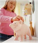 Cum sa-l inveti pe cel mic valoarea banului