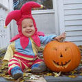 Un dovleac potrivit pentru Halloween!...