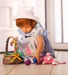 Activitati distractive pentru copii, de Paste