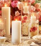 Lumanari decorative pentru o viata mai frumoasa