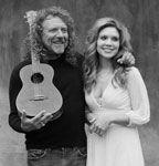 "Albumul ""Raising Sand"", semnat Robert Plant, primeste discul de platina"