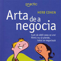 """""""Arta de a negocia"""", de Herb Cohen"""