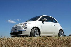 Micul Fiat 500, premiat de britanici pentru motorul diesel