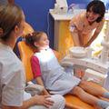 O clinica dentara, exclusiv pentru copii
