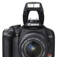 Canon EOS 450D - Aparatul ideal pentru viitorii fotografi profesionisti