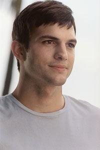 Ashton Kutcher, gelos