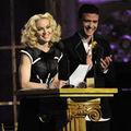 Madonna petrece cu Justin