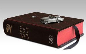 Ultimul roman cu James Bond, ingrijit de Bentley